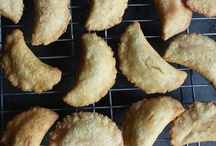 Sweet & Savory Hand Pies / Empanadas, turnovers, hand pies, hot pockets and more!