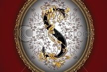 """Design - """"S"""" / #S #initial  / by Sheri Nye"""