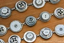 Design - Button Art / #button / by Sheri Nye