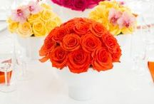 Events- Floral & Centerpieces  / by Tina Barbee