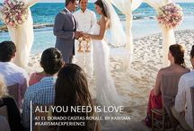 Destination Weddings / We can make your dreams come true!  All Inclusive weddings!