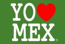 CON ORGULLO MEXICANO / by Carla Mireles