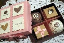 DIY - chocolate box