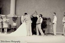 wedding pictures / by Stephanie Syfrett