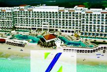 Playa Resorts / All Inclusive resorts throughout the Caribbean and Mexico.  We sell amazing resorts for an amazing life time experience and memories to last a life time!