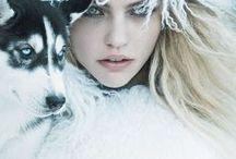 White fairy tale.