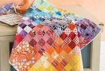 *Quilting, Quilting, Quilting* / Quilts for inspiration, how-to quilting  tutorials, beautiful quilts to stare at!  All things quilting. Log Cabin quilts, links to quilting blogs and websites / by Carmen