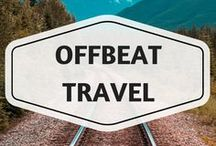 Offbeat Travel / quirky travel, weird travel, offbeat travel, unusual destinations, offbeat attractions, quirky things to do, quirky travel guides, lesser known destinations, wacky attractions, weird things to do, unusual activities