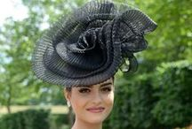 Floral Hats / To celebrate both British Flowers Week and Royal Ascot we have created this board of fabulous floral hats.