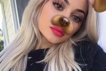Kylie's Snapchat