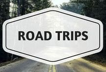 Road Trip Travel / road trip ideas, road trip itineraries, road tripping, road trips, road trip guides, road trip inspiration, road trip tips, road trip gear, road trip advice, best road trips