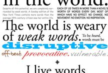 Words / I love words. Especially these. / by Joy in This Journey