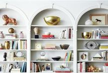 Bookcases / by Studio McGee