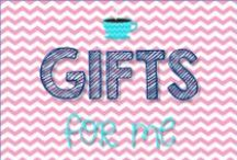 Gifts for Me