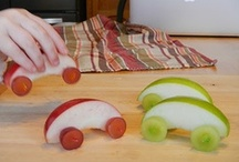 Fun Lunch Ideas / Put a fun twist on your kid's lunches this year by finding some fun lunch ideas here!