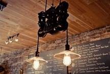 AWESOME lights and lighting! / by Tania Johnson
