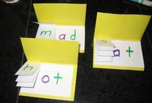 Phonics Ideas / Rhyming Words, Segmenting, Initial Sounds / by Nadia McAllister
