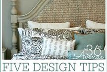 Home Decorating / Decorating ideas - paint, furniture, color schemes - everything to turn the home into something peaceful and happy.