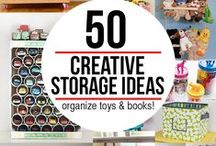 Great Ideas! / Nifty things, good ideas - anything to make life easier.