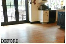 Before and After Pics / Amazing Results from Mr. Sandless! 877-WOOD-360 / www.MrSandless.com