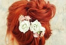 hair.  / by Megan Alcorn
