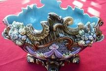 Pottery and Ceramics, China, Porcelain / by Debbie Klinzing