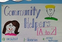 community helpers theme / by Nadia McAllister