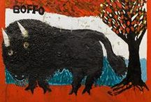 Outsider Art / Fascinating work. How the mind travels.... / by Cashmere Buffalo