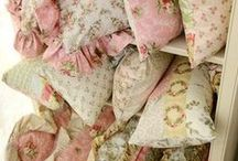 PRETTY PILLOWS! / by Audrey Wallace-Wells