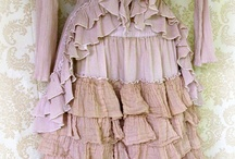 AND ALL THE FRILLS! / by Audrey Wallace-Wells