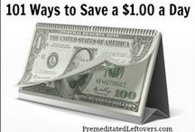 Tips & Tricks for Saving Money / Creative Ways to Save Money on Every Day Purchases and Unusual Splurges