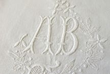 linens & embroidery