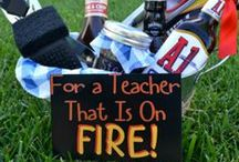 Teacher Appreciation Gifts / Lots of Great Ideas for Teacher Appreciation Gifts