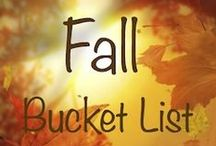 Fall Fun / Find all kinds of Fall fun ideas here including Fall recipes, Fall activities, and Fall bucket lists!