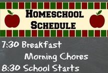 Homeschool Helps / Here you'll find homeschooling tips, homeschool planning help and ideas, homeschooling projects, and more!