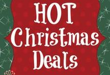 Hot Christmas Deals / Hot Deals to help you SAVE MONEY this Christmas!