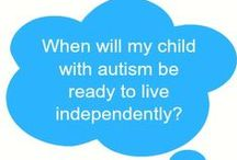Autism Parenting / Collaborative pinboard for resources related to parenting those on the spectrum, specifically teenagers and young adults. If you'd like to pin to the board, comment on a pin. / by Saritza Hernandez