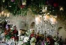 Shakespearean fairytale wedding / by Dario Benvenuti Floral & wedding Design