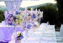 baby blue wedding color palette / by Dario Benvenuti Floral & wedding Design