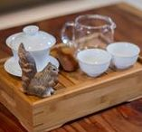 The Tea Squirrel Tea Events / Sophisticated tea parties curated by The Tea Squirrel. Tea and food parings. Rare teas.