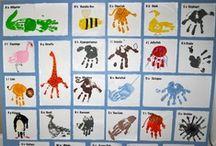 Teaching Preschool / by Ruth Ondelacy