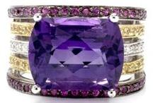 Amethysts...Emeralds...Rubies...Sapphires