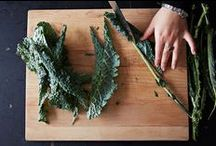 kale crazy / Can a girl really love her greens too much?