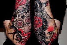 tattoos / by Shery Wilkie