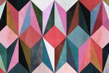patterns + geometrics