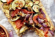 {pizza/tarts}