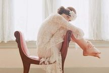 The Romantic Vintage Bride / Inspiration for a Romantic, Vintage Wedding