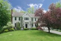 15 Woodside Ln, Wesport, CT / Designed & Built By Tim Martin / by DANI *