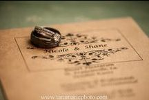 Wedding papers & more / Wedding invitations, sign-in ideas, save the dates