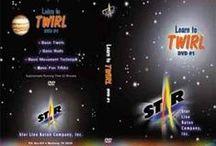 How To Twirl Baton / by Twirl Planet